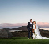 Scenic wedding at Fitzpatricbs