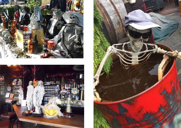 Halloween Hijinks at Fitzpatricks Bar & Restaurant